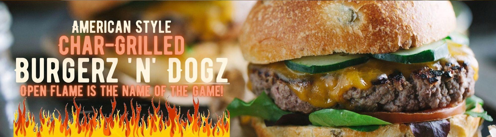 Burgerz 'n' Dogz