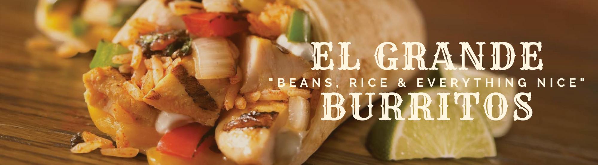 El Grande Burritos